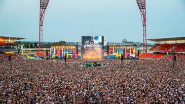 Real Stereosonic Festival tickets are not yet on sale - but fakes are.