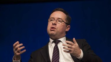'Predatory' behaviour: Qantas CEO Alan Joyce says investment in Virgin by foreign airlines could see the national carrier undercut.
