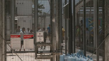 """The Manus Regional Processing Centre is not """"moral""""."""