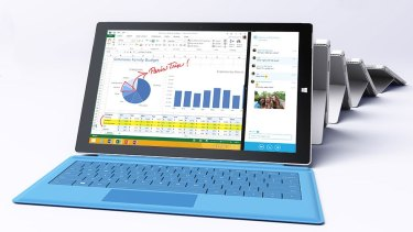 Tablet productivity review: iPad Air 2 v Surface Pro 3 v