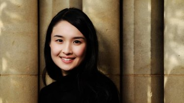 Alice Pung struggled to detail her father's experiences in the killing fields of Cambodia.