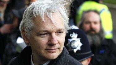 Turmoil surrounding case in Sweden: Julian Assange.
