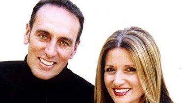 Brian and Bobbie Houston.