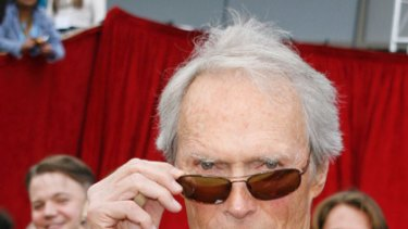 Cheap and effective ... Clint Eastwood endorses transcendental meditation.
