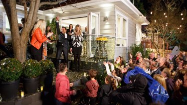 Victorians Adam Dovile and Lisa Lamond have won <i>House Rules</i> and had their mortgage wiped.