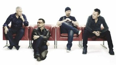 Apology accepted: U2 will not be invading your music account again without permission.
