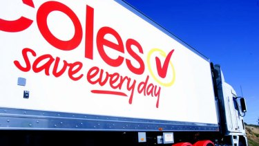 Inspectors identified multiple breaches at a Coles distribution centre in Sydney.