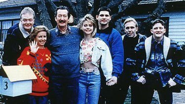 Iconic Australians ... <i>The Castle's</i> Kerrigan family.