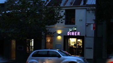 States of affairs ... the diner brings a taste of the US to Darlinghurst.