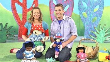 Tipped for external production: ABC's <em>Play School</em>.