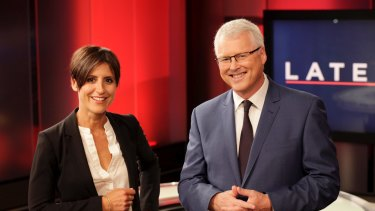 Lateline will return, but without regular hosts Emma Alberici and Tony Jones.