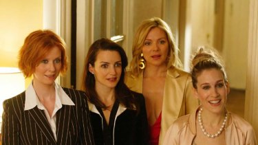 HBO's pedigree &#8230; <i>Sex and the City</i>.