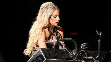 Cancelled concert ... Lady Gaga.