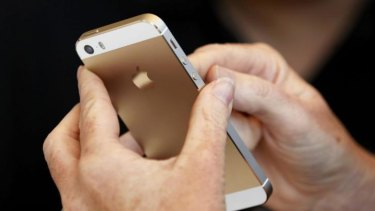 Companies that make surveillance tools are said to hate the iPhone's security features.