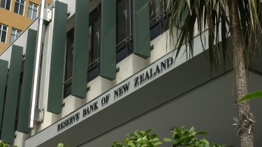 Reserve Bank of New Zealand left the official cash rate unchanged for the third policy meeting in a row.