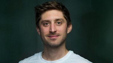 <i>Downriver</i> director Grant Scicluna.