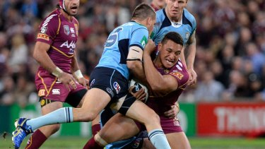Flip a coin: State of Origin is just a game of footy after all and the outcome doesn't really matter.