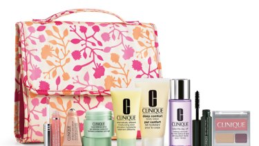 Out of date? ... has the beauty gift with purchase lost its lustre