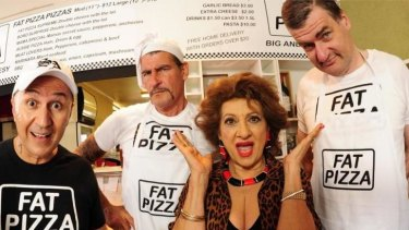 Paul Fenech brings his two TV comedies to the big screen in <i>Fat Pizza vs Housos</i>.