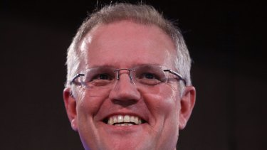 Social Services Minister Scott Morrison says he has carried out a great deal of consultation.