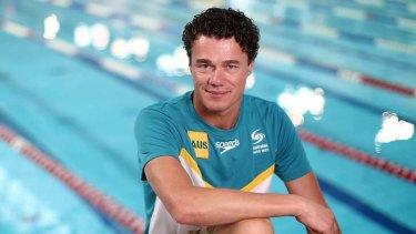 Swimming Australia head coach Jacco Verhaeren.