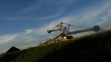 Uphill battle: Mining service providers are being affected by cancelled projects.