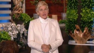 Ellen DeGeneres addresses toxic workplace claims as she returns to her talkshow, The Ellen DeGeneres Show.