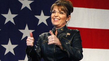 Sarah Palin: Stephanie Banister has been compared to her.