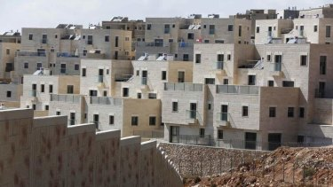 Freeze or no freeze: The West Bank Jewish settlement of Har Gilo, near Jerusalem.