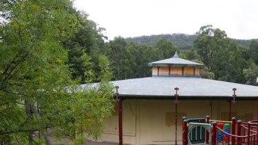 The old Cockatoo kindergarten.