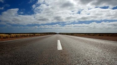 The dream of the open road ... fast becoming an outdated baby-boomer fantasy.