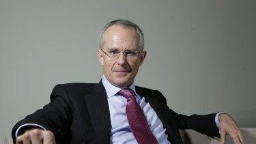 ACCC chairman Rod Sims.