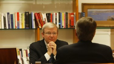 The second Rudd Government budget will  predict a huge $58 billion deficit.
