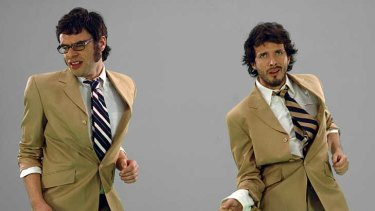 The Flight of the Conchords could soon be making moves on the big screen.