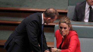 Tony Abbott and former chief-of-staff Peta Credlin asked Savva's former editor to sack her.