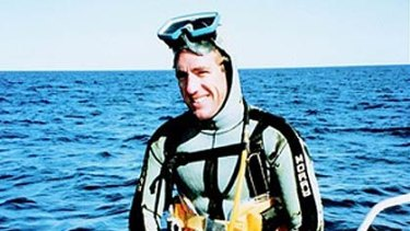 The Esperance community has mourned diver Peter Clarkson after he was attacked by two sharks.