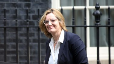 Amber Rudd has firmly ruled out an increase in migration from Australia to Britain.
