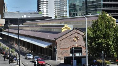 Docklands sheds are a vanishing part of Melbourne.
