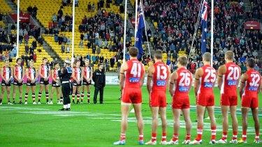 'We've got to get a New Zealand side in the AFL': John Key.
