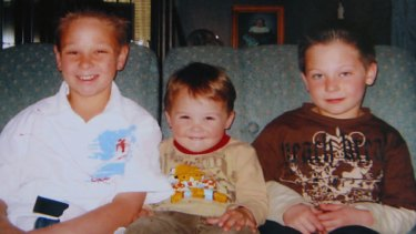Jai , 9, Bailey, 2, and Tyler Farquharson, 7, were killed after their father Robert Farquharson drove his car into a dam.