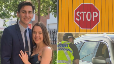 A South Australian couple locked out of the state due to COVID-19 restrictions say they feel let down by the border exemption process.
