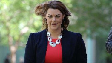 More money, not cuts: Sarah Hanson-Young.
