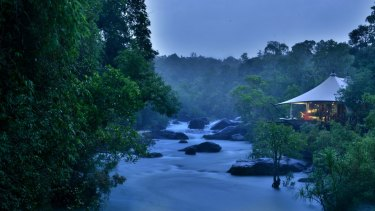 Get among the rainforest mist at Shinta Mani Wild.