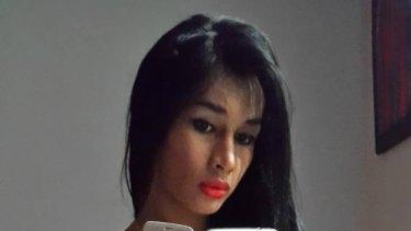 Mayang Prasetyo.