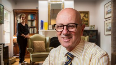 Retiring magistrate Greg Levine is setting up a new family drug court.