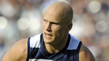 Gary Ablett: Withdrawal caused only a slight shift in odds.
