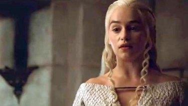 Daenerys doesn't want to stop the wheel, but break it entirely.