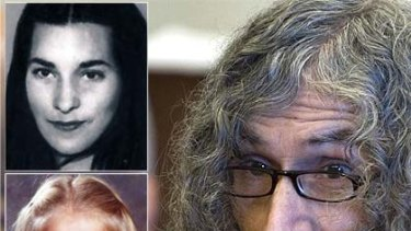 Serial killer Rodney Alcala and victims Ellen Hover, top, and Robin Samsoe.