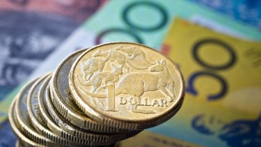 The booming Australian housing market and the RBA keeping the official cash rate at 2.5 per cent are keeping the dollar buoyant.