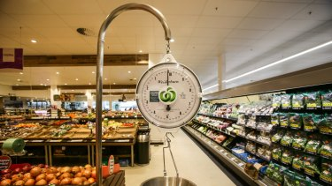 21 Woolworths stores in Australia will close.